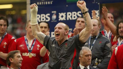 Gareth Thomas révèle son #TopMoment favori des supporters