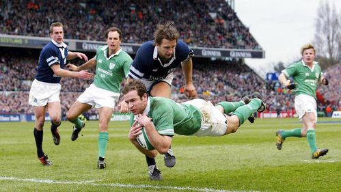Classic match: Five-star Ireland seal historic Triple Crown