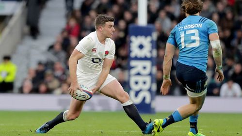 Ford seeks England improvement ahead of Calcutta Cup