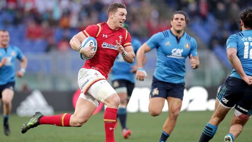 North back in only change for Wales