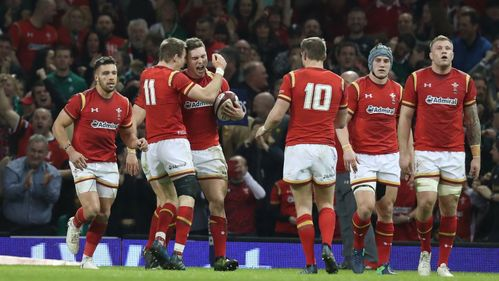 North at the double to fire Wales past Ireland