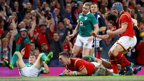 2017 RBS 6 Nations Try of the Championship nominees revealed