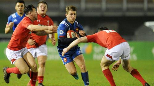 France Under-20s clinch title with bonus-point success