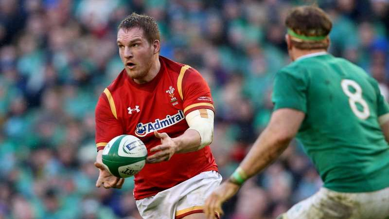 Jenkins relishing his new role with Wales
