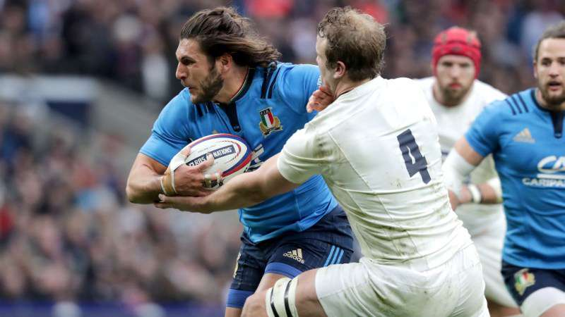 Launchbury relieved as England solve Italian enigma