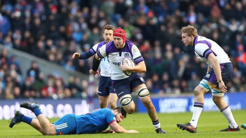Scotland stick with winning formula for England clash