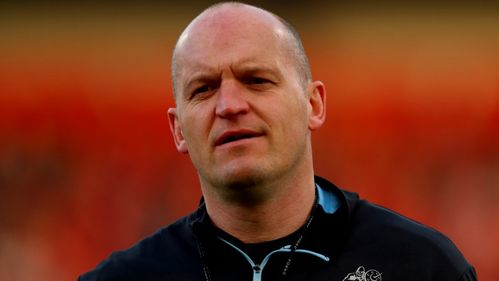 Gregor Townsend hoping Scotland can 'out-work' Australia