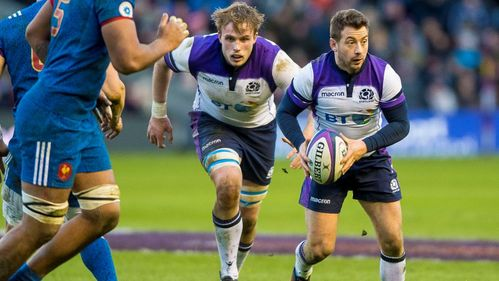 Townsend confident Scotland have learned lessons from 2017