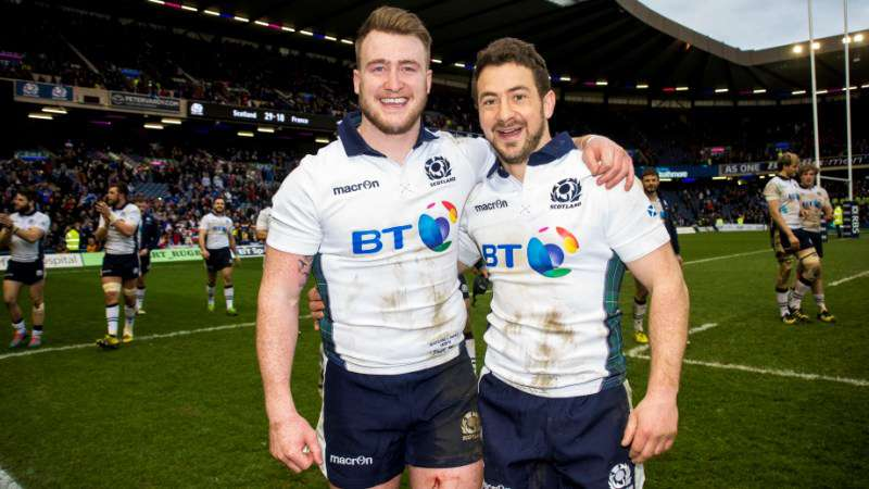 Hogg and Laidlaw return in Scotland's NatWest 6 Nations squad