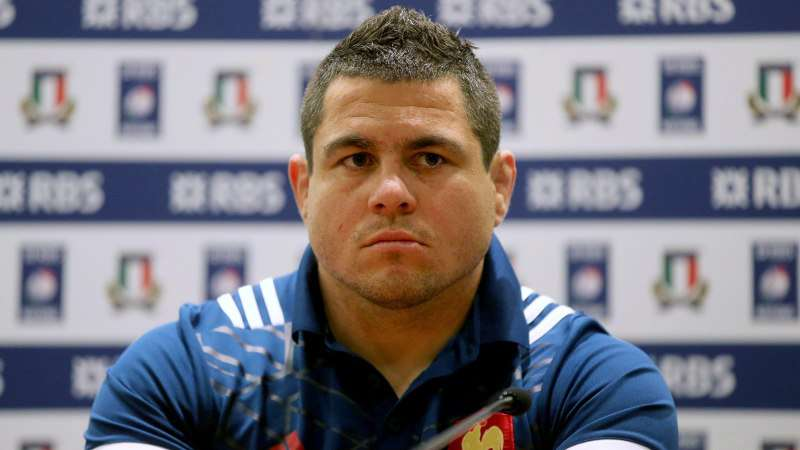 Guirado expecting tough week as France beaten by Springboks