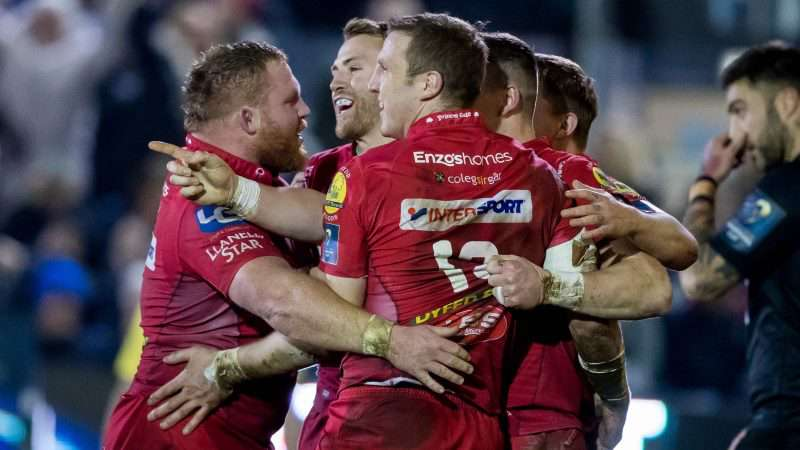 Road to the NatWest 6 Nations: Scarlets make history