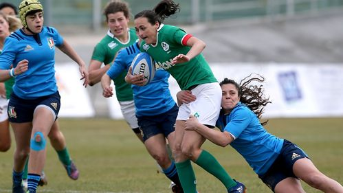 Ireland Women ramp up preparations for French test