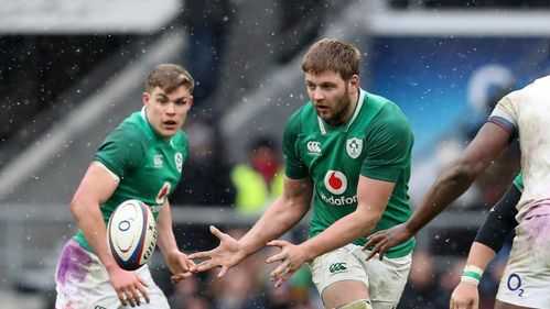 Henderson at the double as Irish trio star for Ulster
