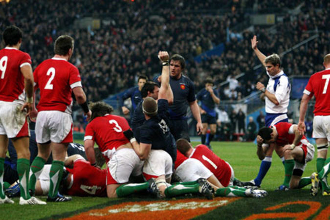France v Wales, RBS 6 Nations 2009