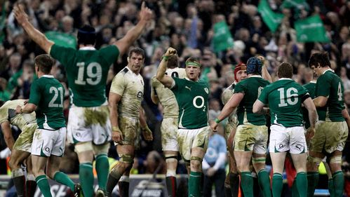 Peter Jackson: England aim to improve Dublin Slam record