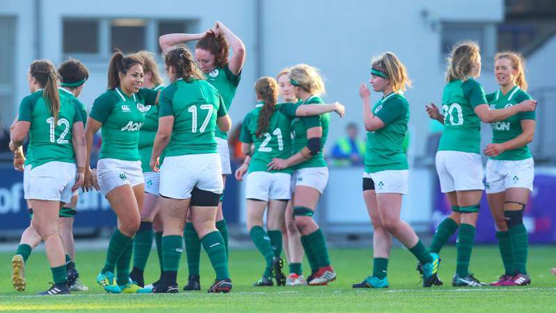 Ireland Women shuffle the pack for England contest