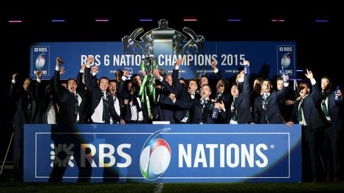 JACKSON COLUMN: Ireland celebrate after a Super-human Saturday
