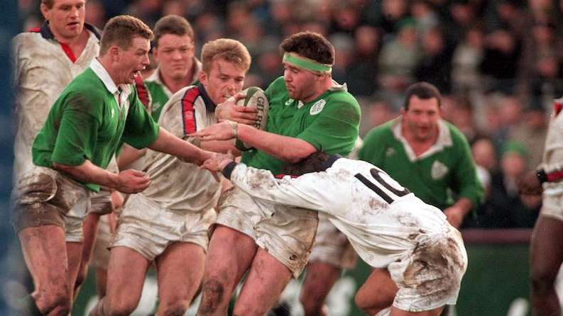 On This Day: England overpower Ireland in Dublin on way to Grand Slam