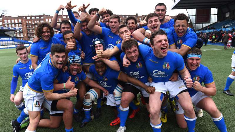 Italy, Scotland and Wales triumphant at Under-18s Festival