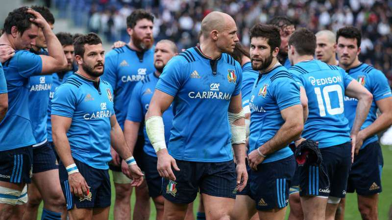 Brunel: Italy suffered under the pressure