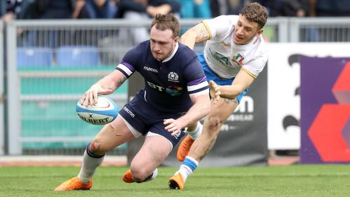 Scotland survive scare to edge out Italy in Rome