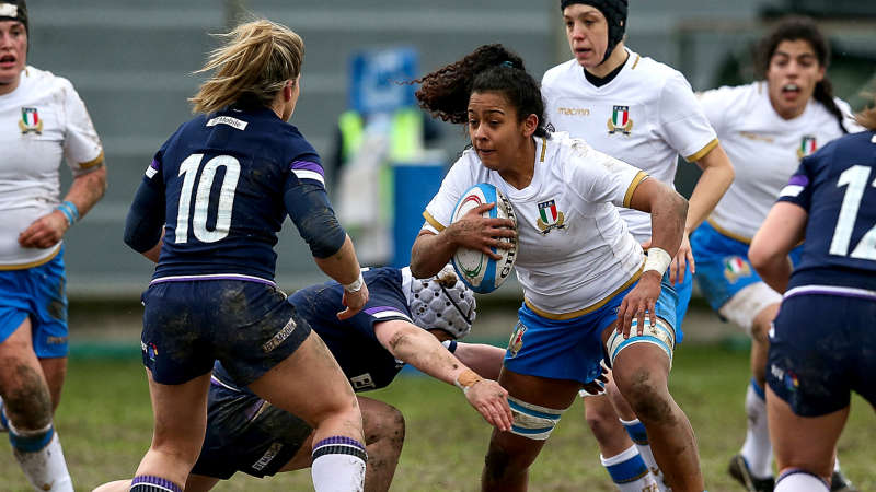Italy women prepare for November internationals
