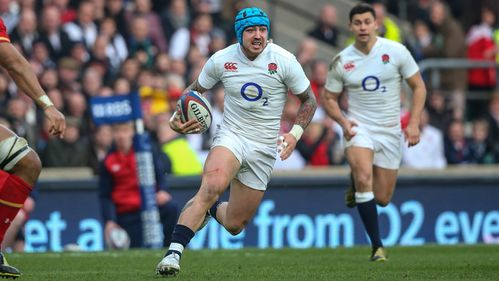 England boost as Nowell closes on return
