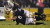 Rugby is in the blood for Scotland's Konkel