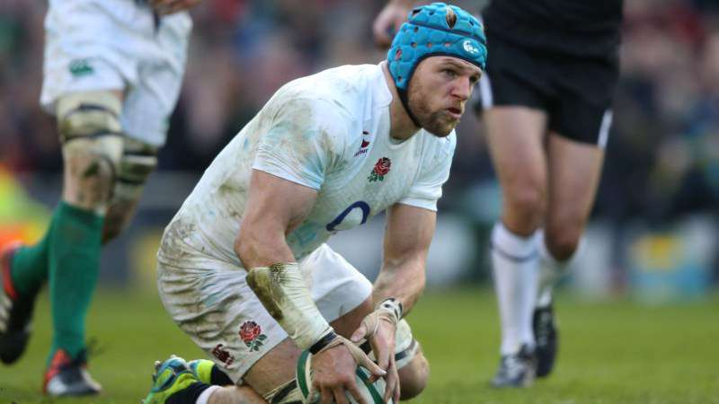 Haskell: England weren't on the money