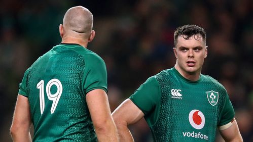 Ireland look to lock it down for the All Blacks