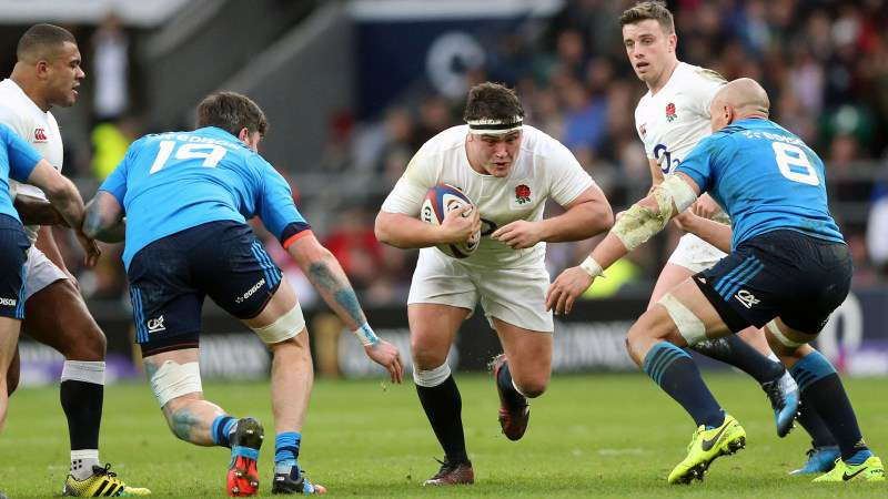 George targeting England starting berth