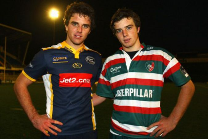 Joe and George Ford