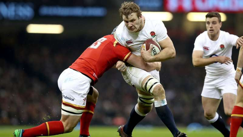 Launchbury backs England to build on promising year