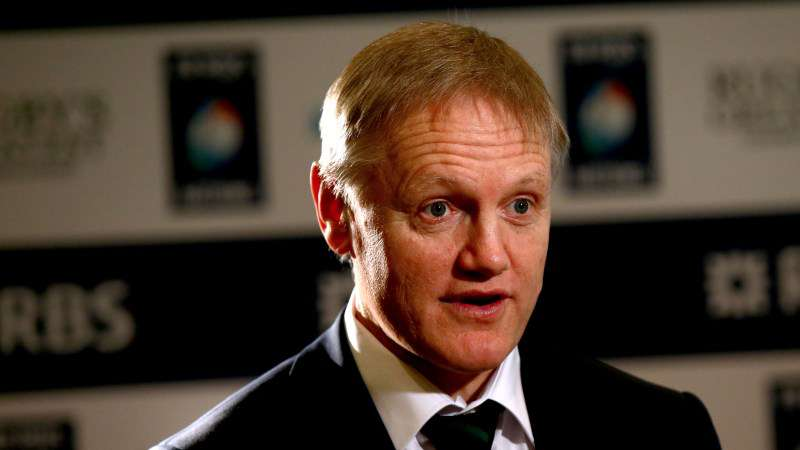 Schmidt brings in six new faces for Ireland's All Black test