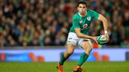 Cullen tips Carbery for 2017 RBS 6 Nations breakthrough