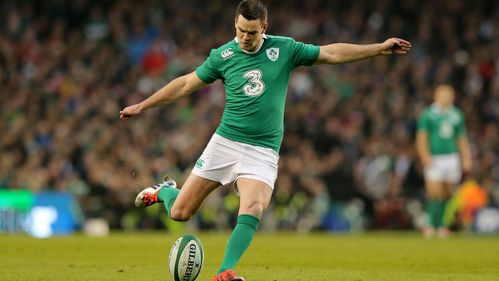 Ireland safely into World Cup quarter-finals