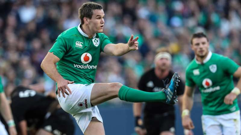 Cullen allays Sexton injury fears before RBS 6 Nations