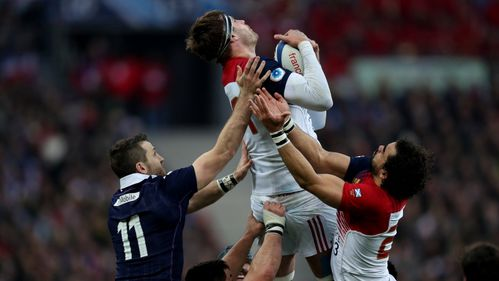 France work on core stability for Ireland clash