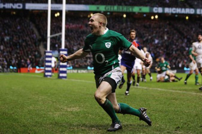 Keith Earls