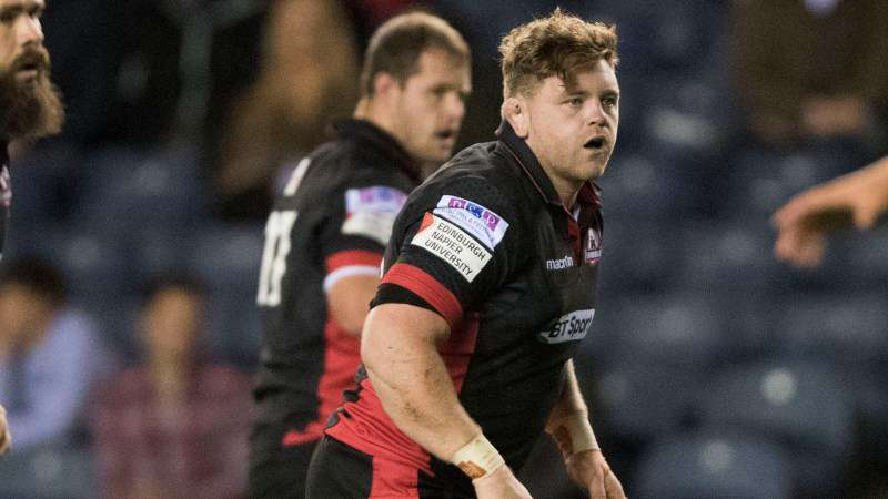 Bryce eager to follow in Nel's footsteps as Scotland prop