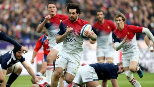 From La Voulte to La Rochelle - getting to know France's Kevin Gourdon