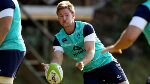 Marmion keen to challenge Murray for Ireland shirt