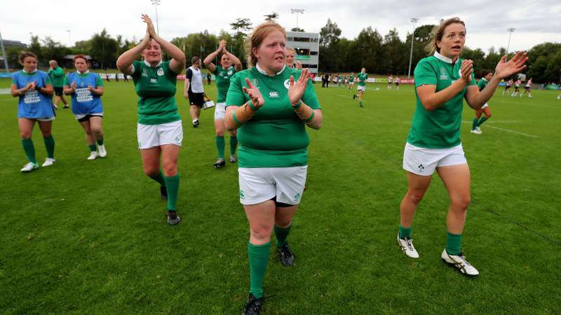 Ireland rotate for crucial France clash