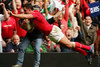 Highlights: Wales v Italy, Feb 23 2008