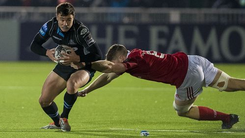 Jones keen to grab second opportunity with Scotland