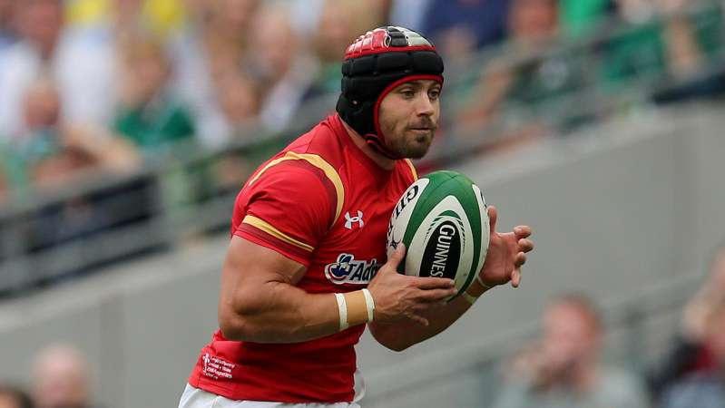 Jones excited by the Wales return of Halfpenny