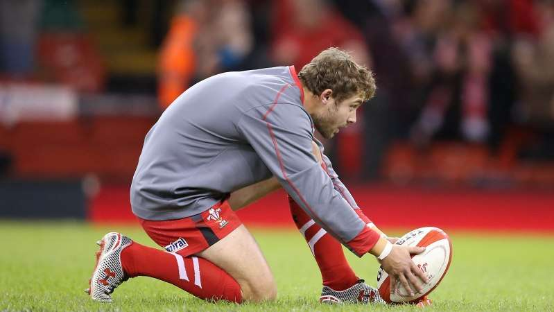 Halfpenny fully focused on Wales' curtain-raiser