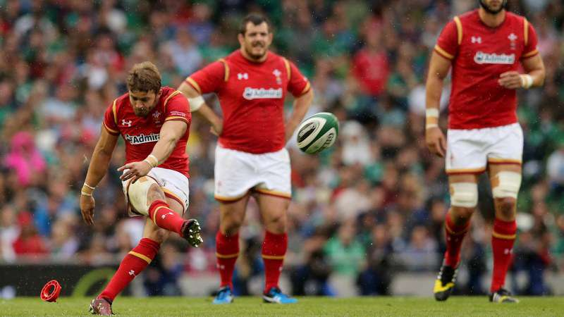 Howley announces Wales squad for autumn internationals
