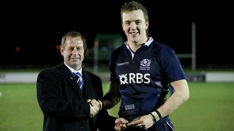 Carmichael: Scotland Under-20s inspired by Netherdale fortress