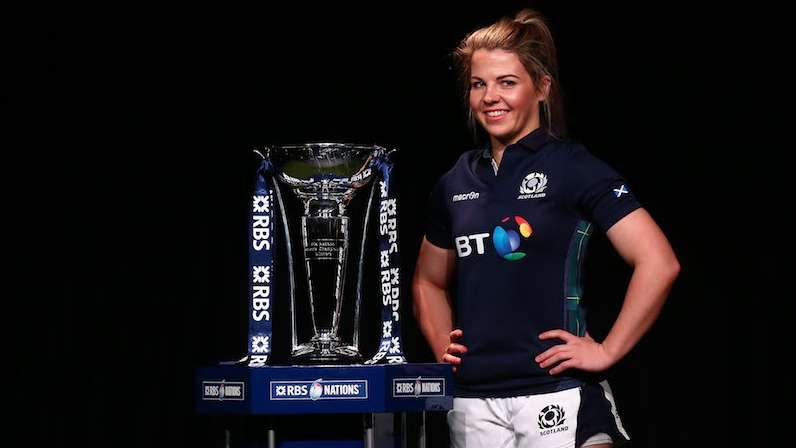 Scotland Women are getting closer, says Martin
